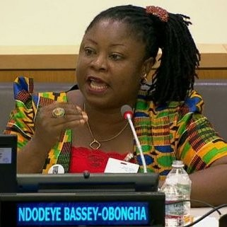 Ndodeye Bassey-Obongha